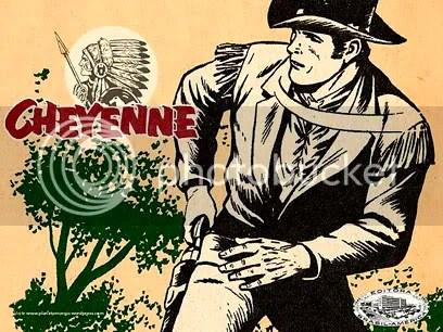 Cheyenne - Clique para baixar este wallpaper