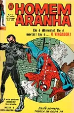 O Homem Aranha 63 - Ebal - Clique para ampliar