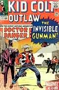 Kid Colt Outlaw #116 - Clique para ampliar
