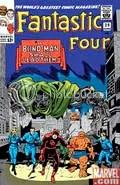Fantastic Four #39 - Clique para ampliar