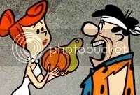 Fred e Wilma - Clique para ampliar