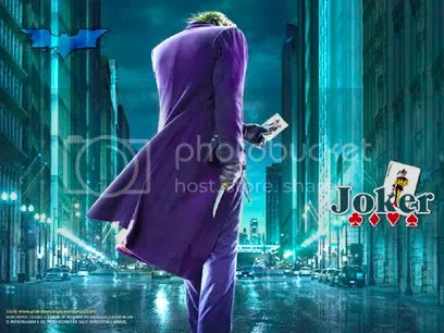 Wallpaper do Coringa (Joker) - Clique para fazer o download