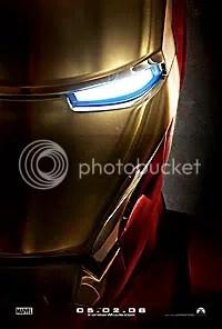Porter teaser do filme O Homem de Ferro - Clique para ampliar