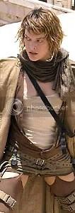 Milla Jovovich - Clique para ampliar e ver a foto completa em alta resolução