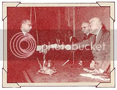 Adolfo Aizen, Austregésilo de Athayde e Josué Montell