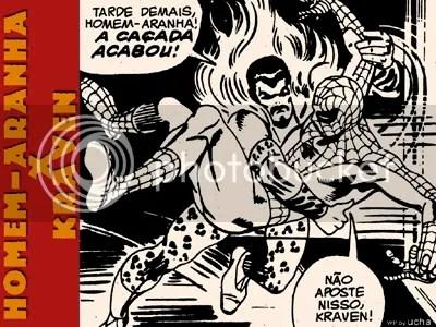 Homem-Aranha versus Kraven