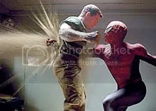 Homem-Aranha X Homem-Areia