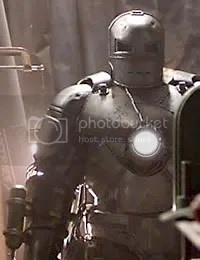 A primeira armadura