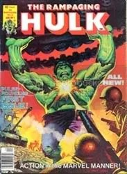 The Rampaging Hulk! 1