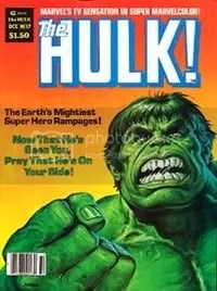 The Hulk! nº17