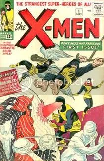 X-Men 1 - Clique para ampliar