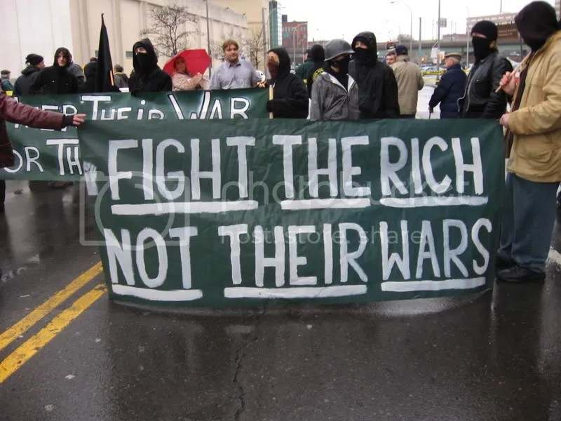 Fight the Rich!