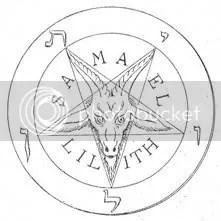 Olliver: Black Magic Pentagram