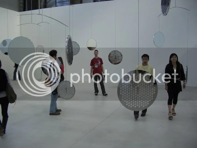 Evans/Gristle sound installation