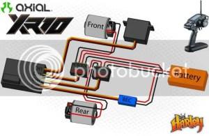 Wiring Diagram  RCCrawler