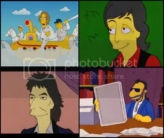 The Simpsons/Beatles