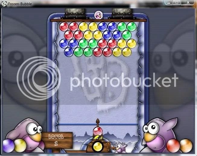 44130726550597195769 Frozen Bubble 1.0 PC Oyunu (TeK LiNK)