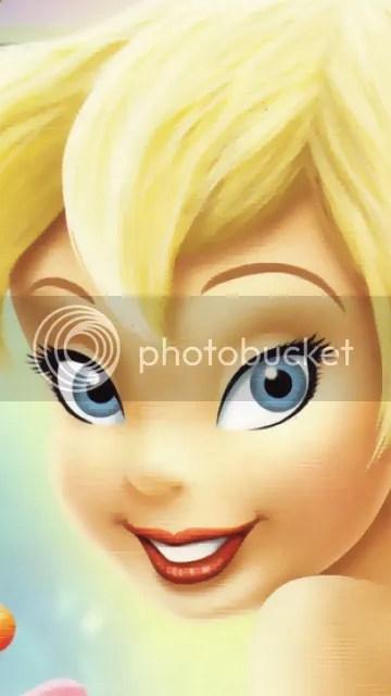 smiling cartoons photo: Tink Smiling tink-face.jpg