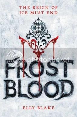 Frostblood By Elly Blake