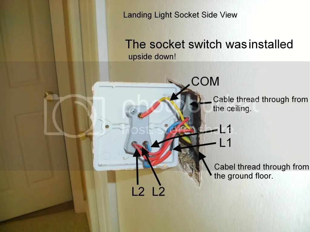 Wiring Diagram For Two Way Light Switch Photo Album - Trusted Wiring ...