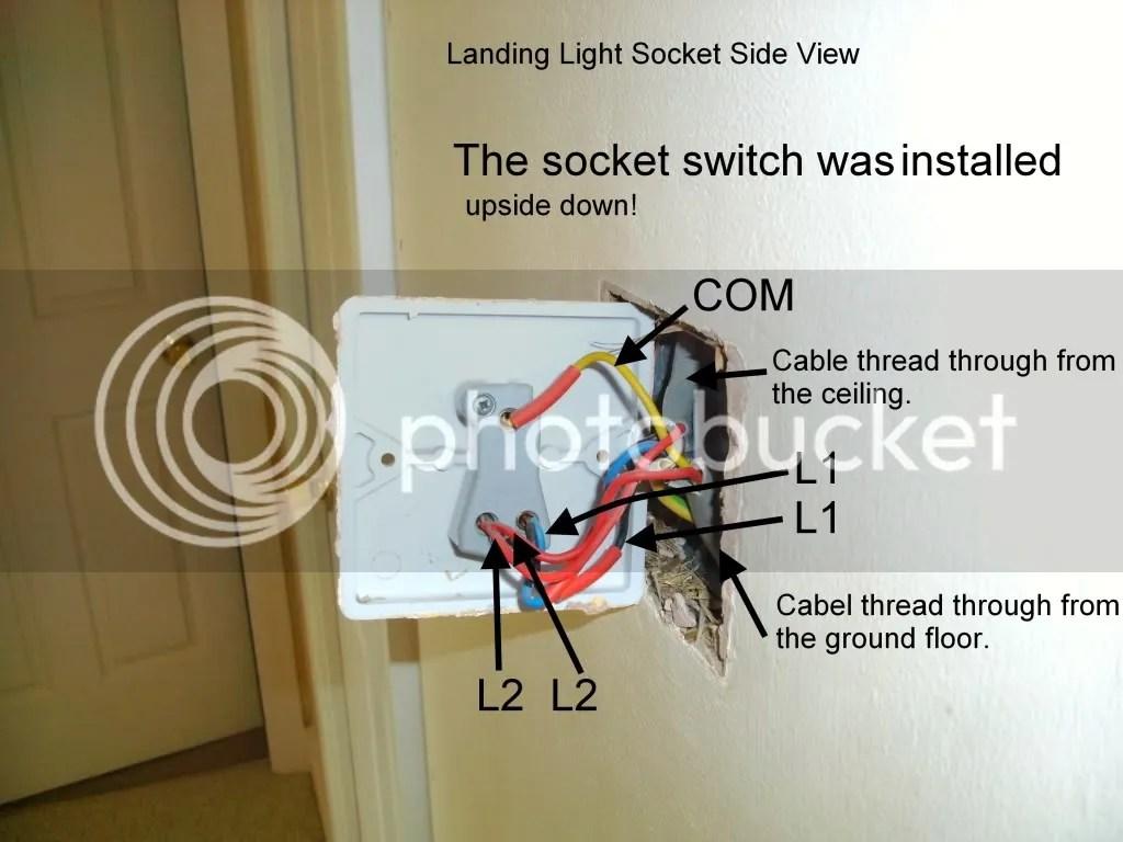 Light Switch Wiring L1 L2 Common