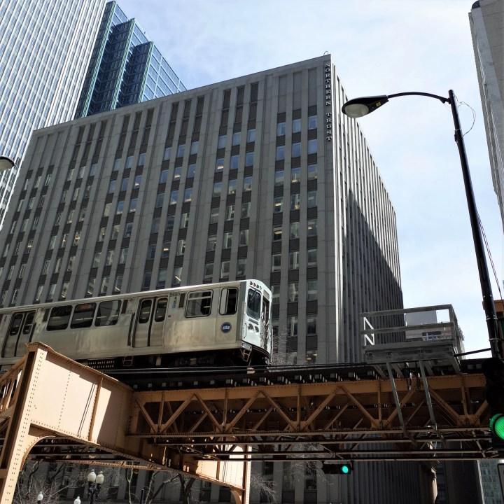 直線條的芝加哥 – 愛玩手札