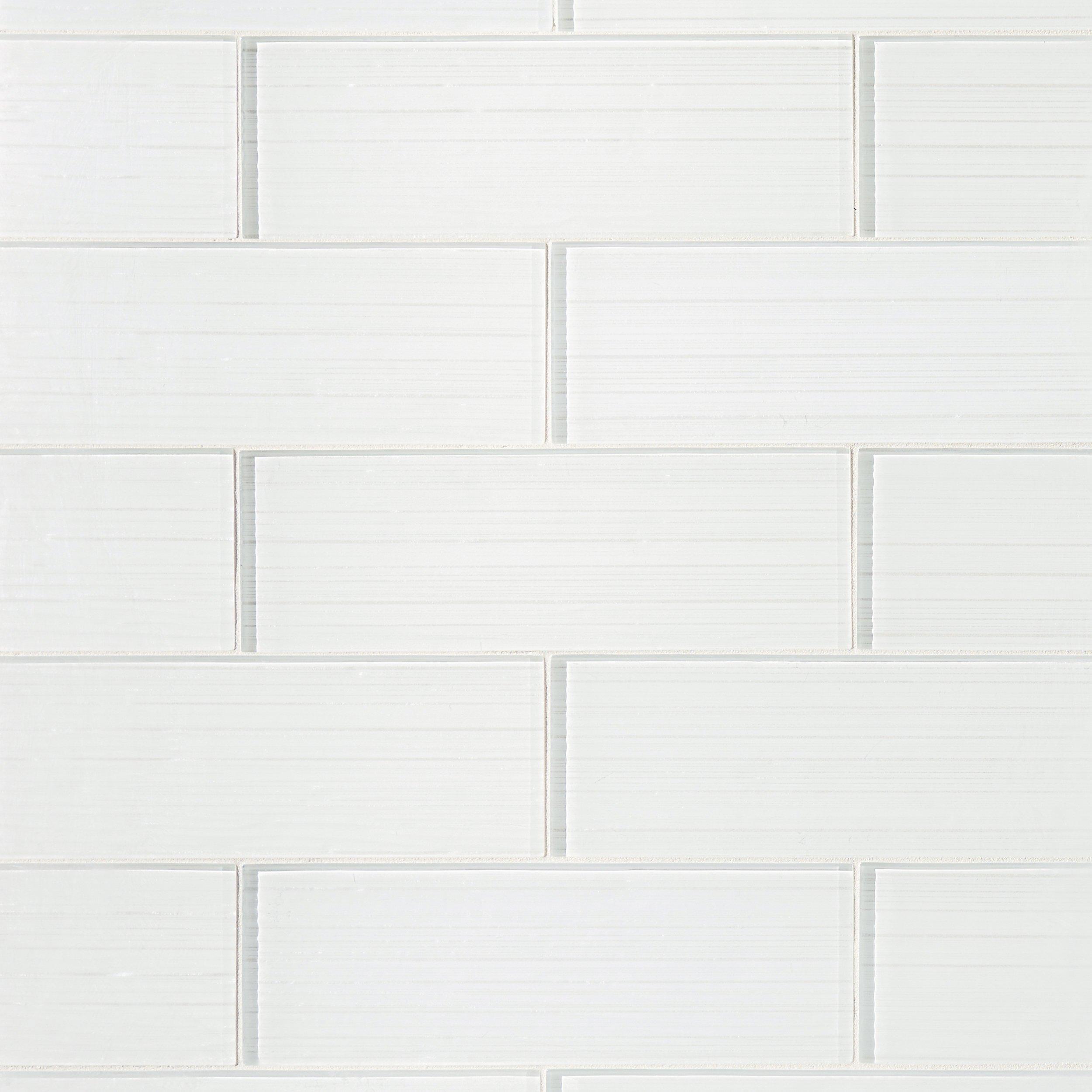 chantilly glass wall tile 5 x 10