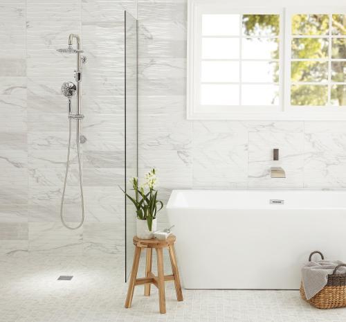 https www flooranddecor com marble look tile marble art wave polished ceramic tile 100507888 html