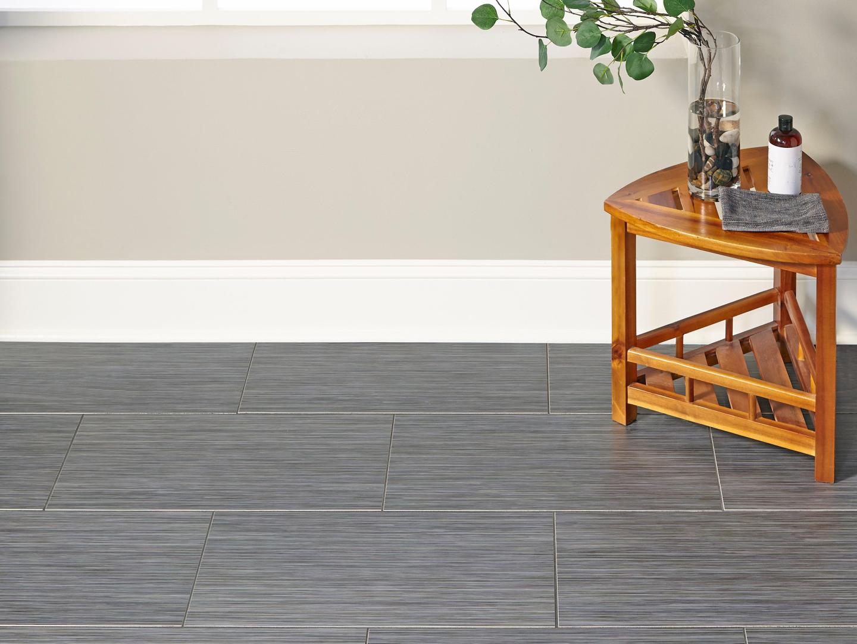 porcelain tile floor decor