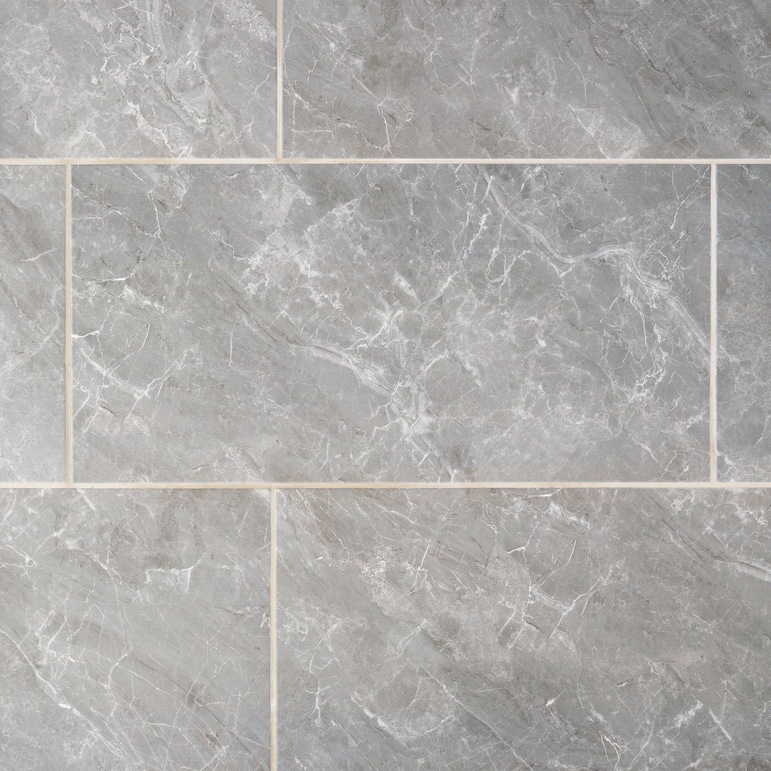 castille berylium gray ceramic tile