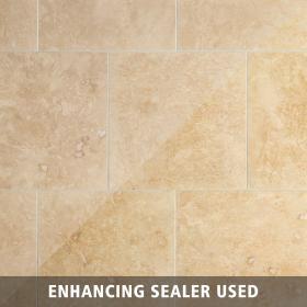 travertine stone tile floor decor