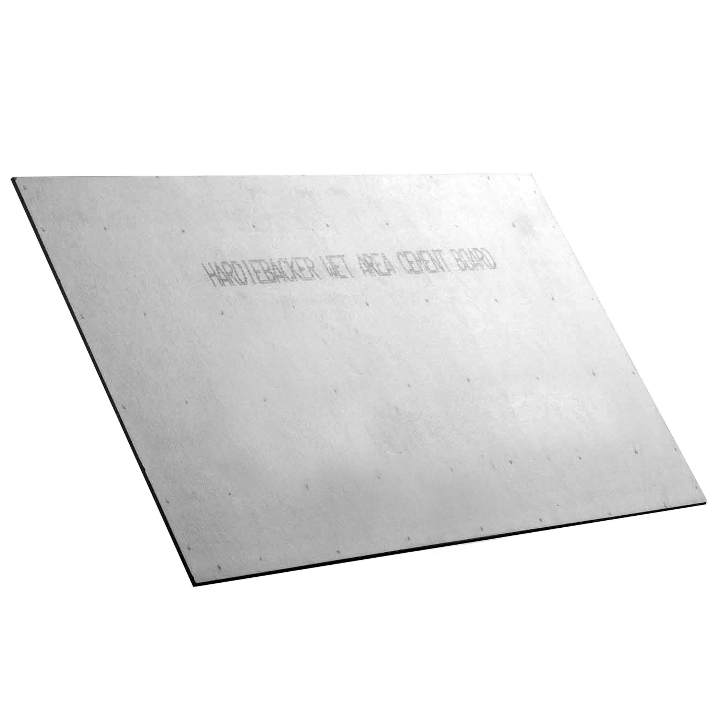 hardiebacker 500 cement board