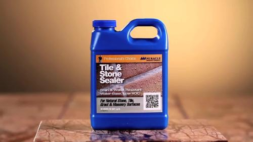 miracle tile and stone sealer 1qt
