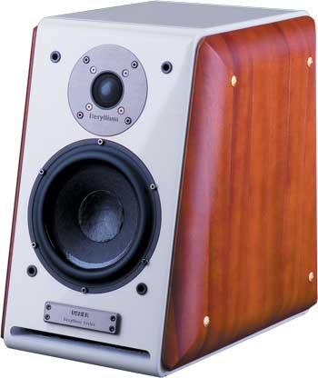 Usher BE718 Tiny Dancer standmount speakers