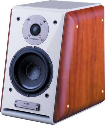 Usher BE718 Tiny Dancer standmount speakers