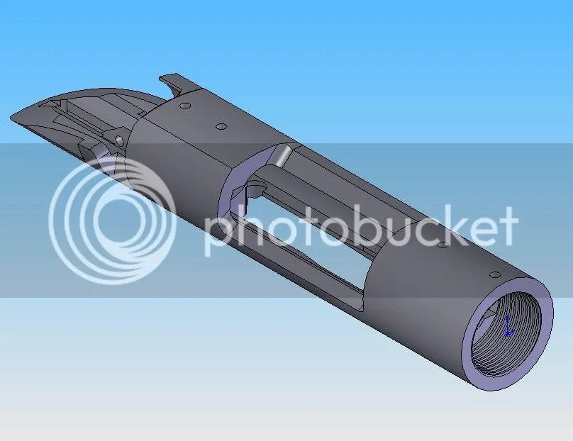 Solidworks Remington 700