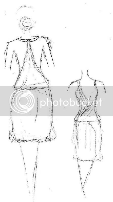 Roman Inspired Dress