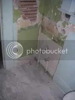 sink floor