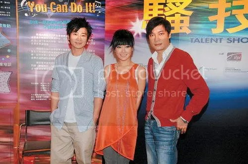 Gallen Lo and other artists at HKMF 2008