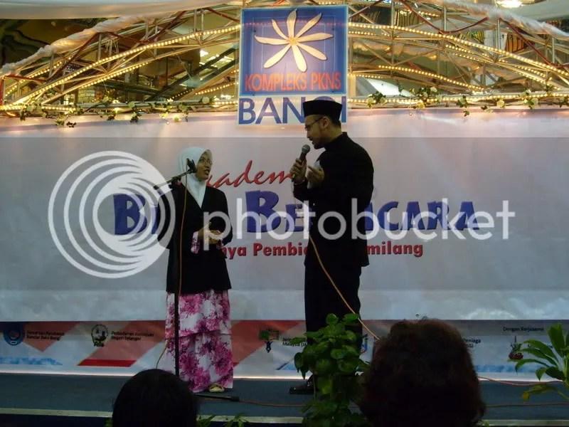 Saudari Harithah dikomen oleh Abg Badr