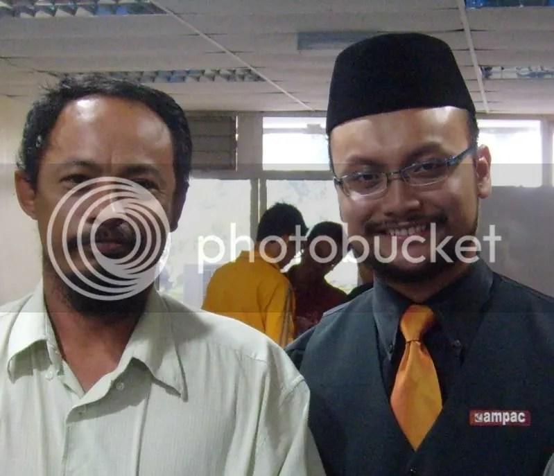 En. Nik Mohd. Kamal & Badrul Sani
