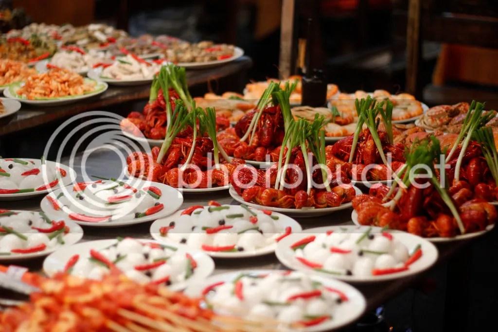 Kết quả hình ảnh cho Phố ẩm thực Trung Sơn