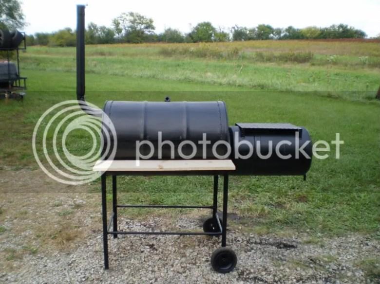 First Smoker! Homemade Offset - The BBQ BRETHREN FORUMS.