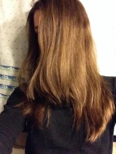 cosmo hair cut diy haircut after