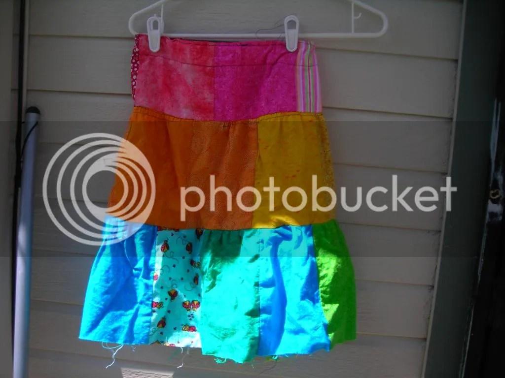 dd's skirt