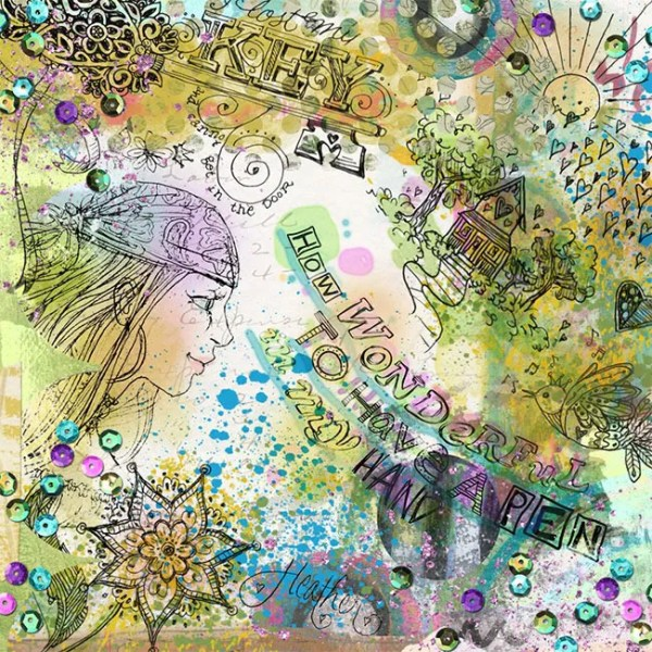 Art Journaling 101 w/ Julie Ann | Studio Tangie