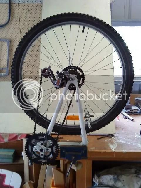 Mechanism for wheel