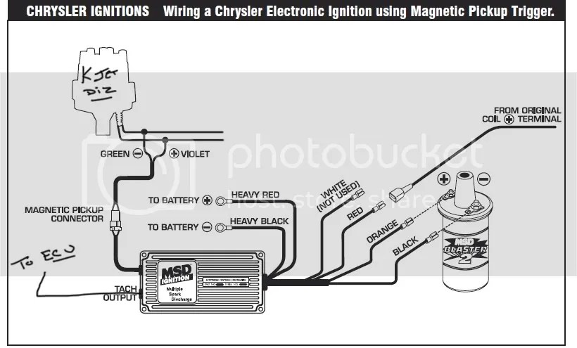 pro comp distributor wiring diagram for chevy  chevy  auto
