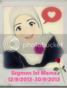 Segmen Ist Mama 12/9/2013-30/9/2013
