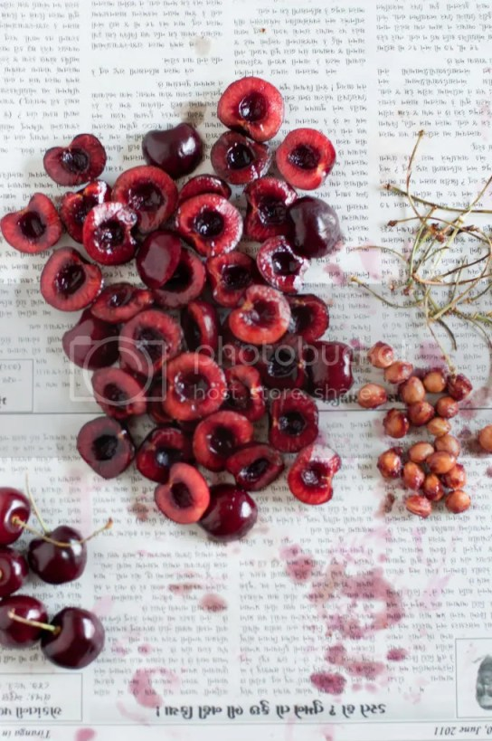 Pitted Cherries